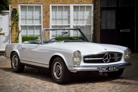 1965 Mercedes Benz 230 SL Maintenance/restoration of old/vintage vehicles: the material for new cogs/casters/gears/pads could be cast polyamide which I (Cast polyamide) can produce. My contact: tatjana.alic14@gmail.com