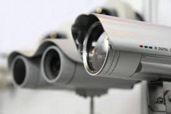 HD network cctv  camera installation in Dubai