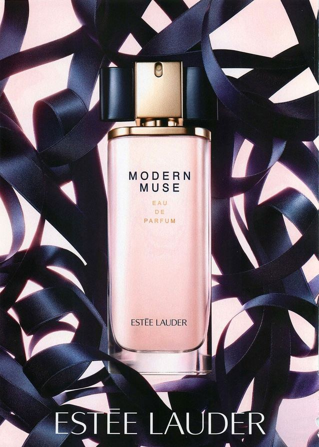 Estee Lauder Modern Muse--love this scent so much. Want to get it soon!