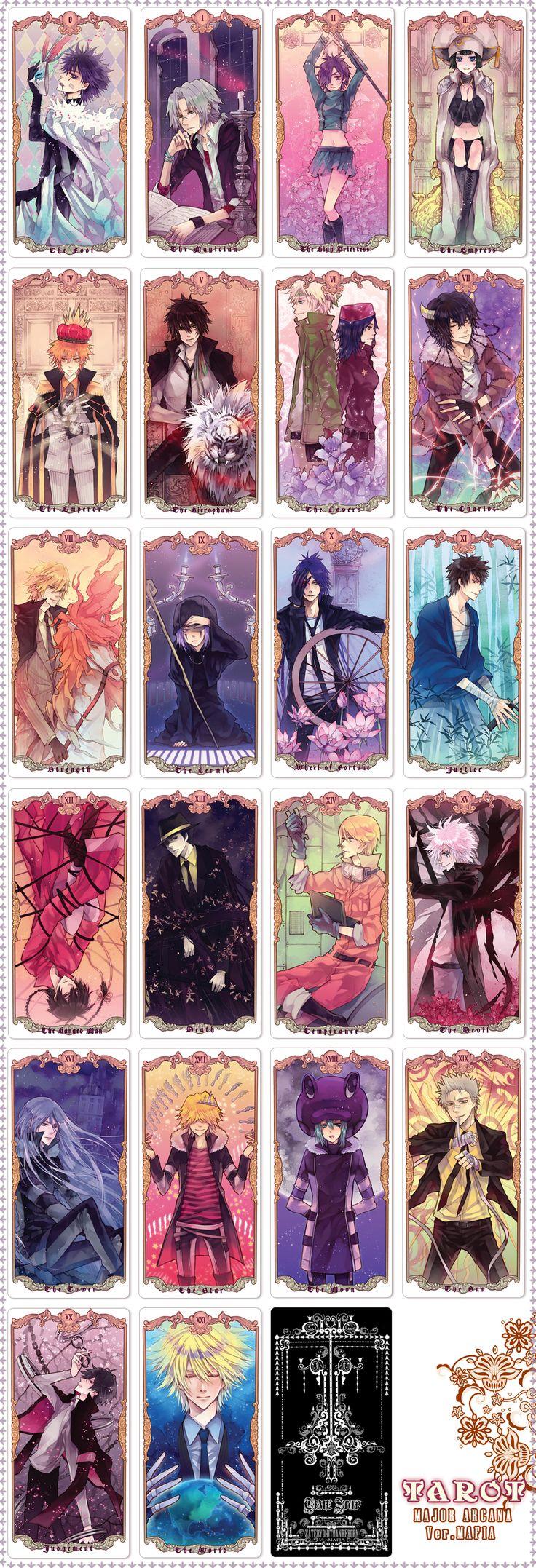 Katekyo Hitman REBORN! | anime | fan art