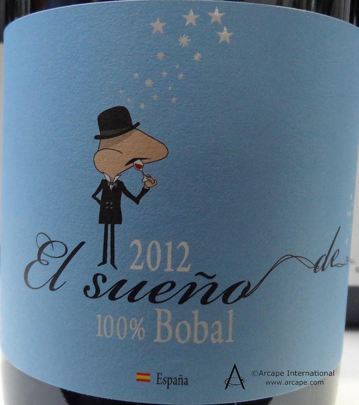 """The label """"El Sueño de Bruno """" means Bruno´s dream."""