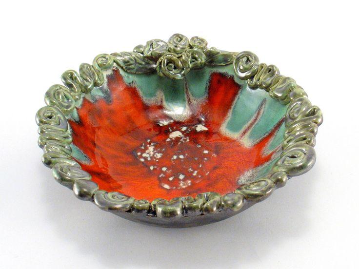 Misa ceramiczna - Zielonepalce - Dekoracje