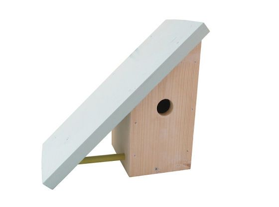 Contemporary birdhouses – Grand Designs for our feathered friends. #fågelholk #birdhouse