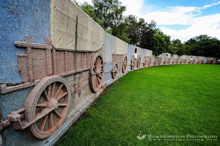 An excursion to the Voortrekker Monument in Pretoria is included on a number of…