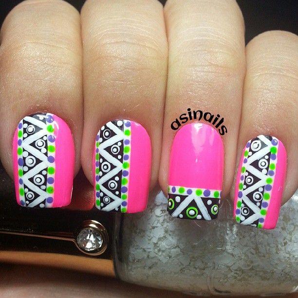 Instagram photo by asinails #nail #nails #nailart