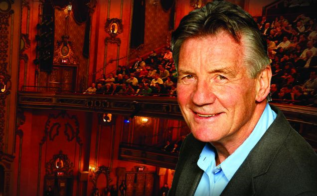 Michael Palin - Live on Stage Tue 03 Mar 2015, The comic genius, travel writer, documentary maker and member of Monty Python, Michael Palin, brings his legendary wit and story telling down under for a series of shows in February and March 2015. http://www.au.timeout.com/brisbane/aroundtown/events/3104/michael-palin-live-on-stage