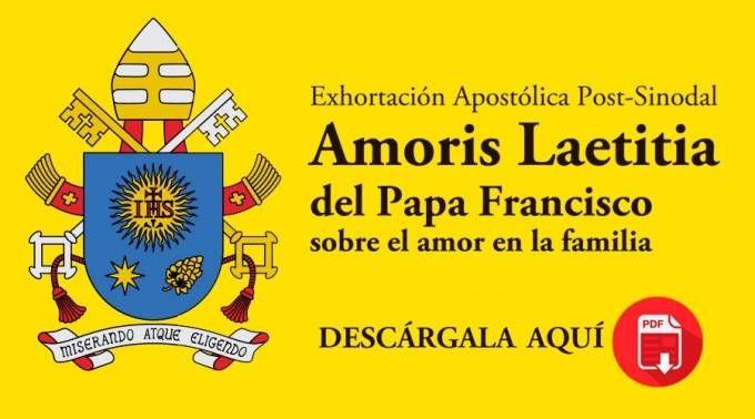 Exhortación Apostólica Amoris Laetitia / Foto: ACI Prensa