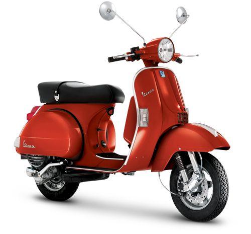 PX 125 Κόκκινο Rosso