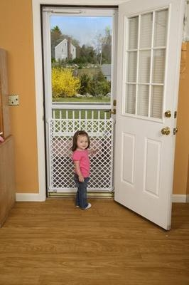 17 Best Images About Pet Friendly Screen Doors On