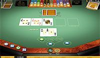 Texas Holdem is a fantastic game of skill, put yours to the test #casino #online entertainment #Royal Vegas Casino