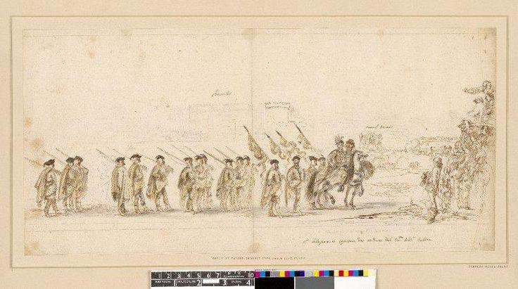 Wjazd polskiego poselstwa do Paryża – 25 września 1645 roku.