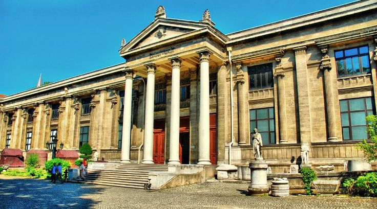 Istanbul Archaeological Museum is one of the must-see places to visit in Istanbul.