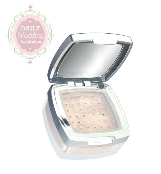 Picture Perfect Tucked into a charming silver compact is something every bride needs on her Big Day: the new NP Set Ready Set Loose Powder. Packed with nutrients and minerals that absorb excess shine, the translucent powder will ensure that you're camera-ready for the duration of the ceremony and the reception.
