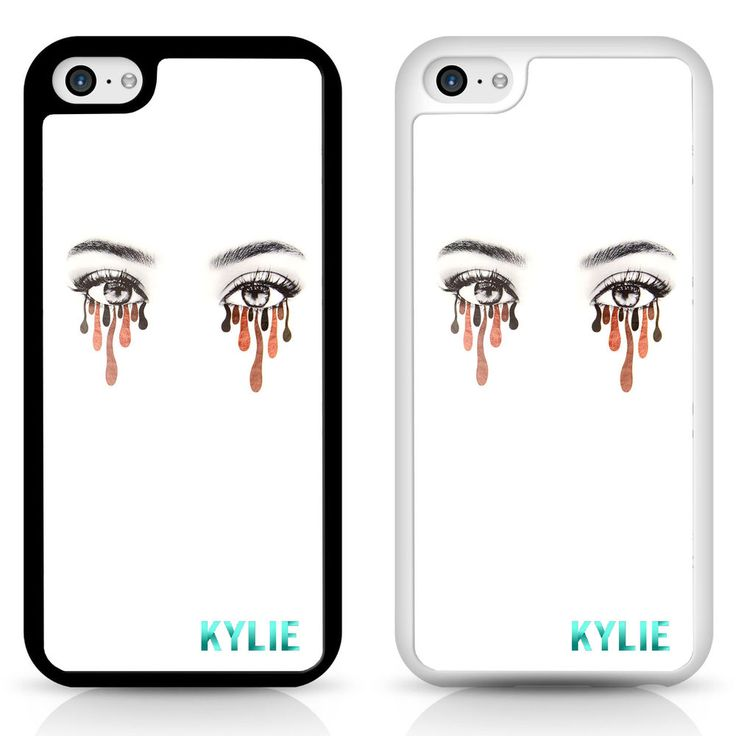 Kylie Jenner Kyshadow Case for iPhone Samsung Sony Kylie sexy Eye Hard Plastic…