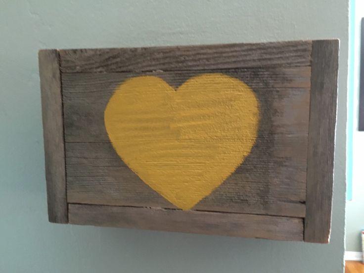 Heart doorbell wallbox cover by brynnleygrace on Etsy