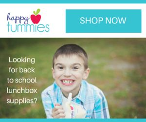 Happy Tummies Natural, organic and allergy free goodies