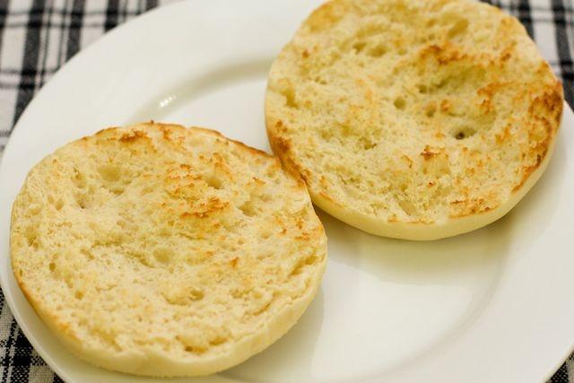 English Muffins - to veganise
