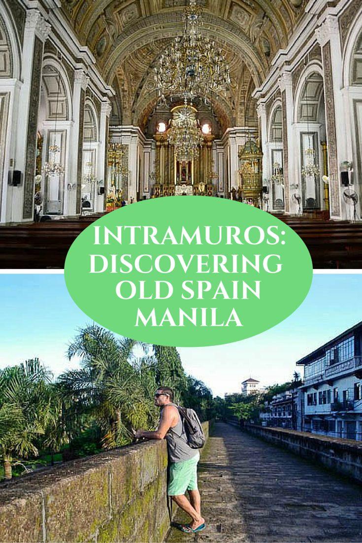 Hidden within Manila lies Intramuros, a beautiful Spanish Quarter full of its own secrets.