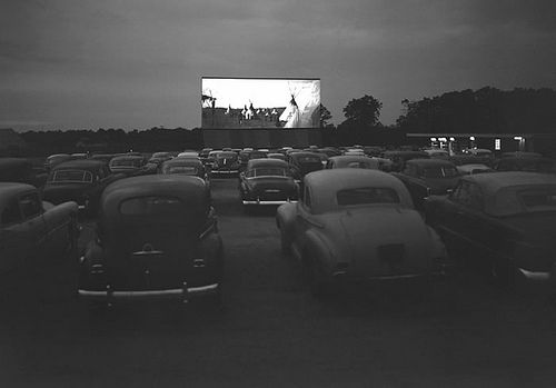 Drive in theater on Pinterest   Drive in movie theater ...