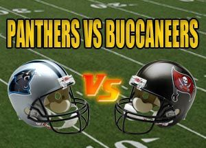 Watch Carolina Panthers vs Tampa Bay Buccaneers Live Streaming NFL Football Game Online