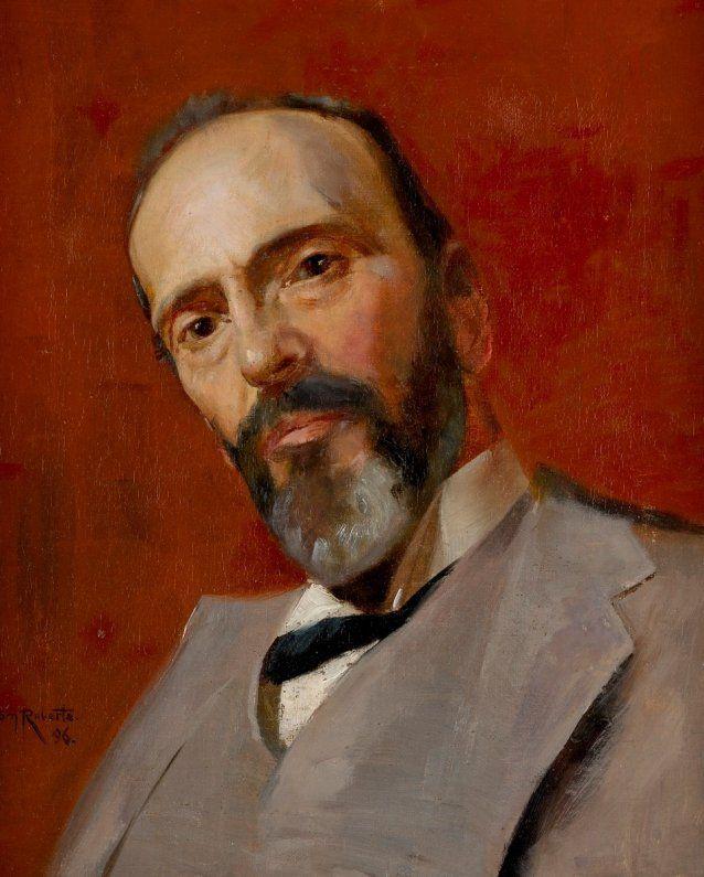 Sketch Portrait of Sir Alex Onslow