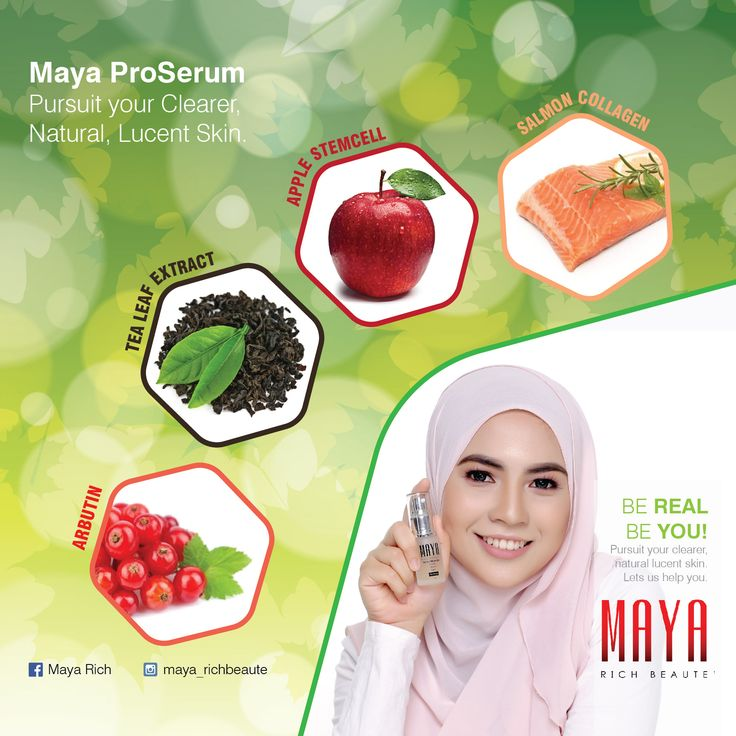 Maya ProSerum - Facebook Post