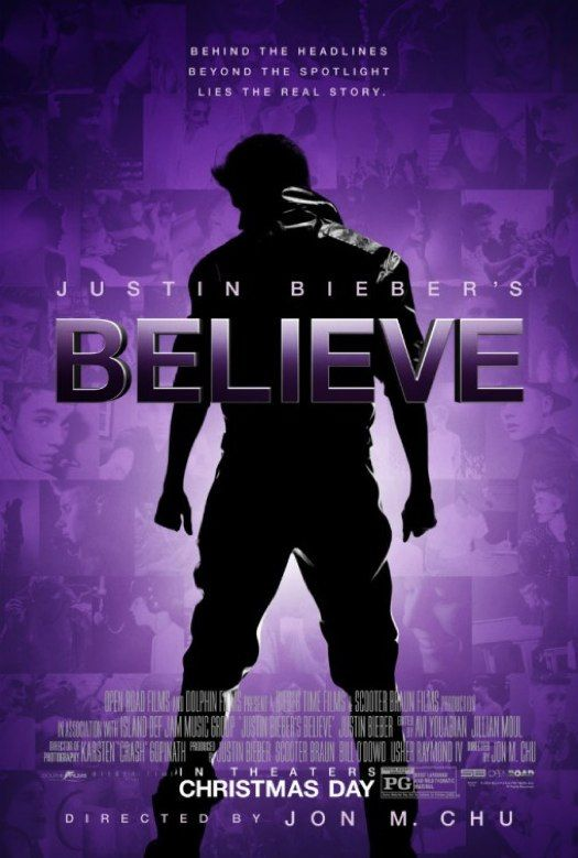 "New trailer for Justin Bieber's ""Believe"" movie!"