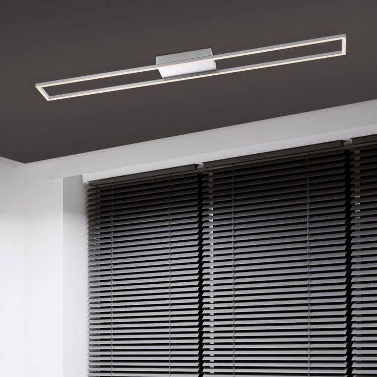 Paul Neuhaus Inigo LED Deckenleuchte, rechteckig - 8085-55 INIGO | REUTER