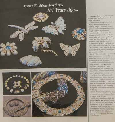 '101 Years Ago', #Manhattan Magazine - 1993.