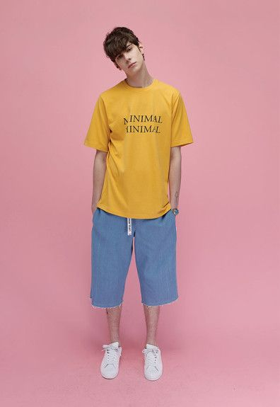 Korean clothing retail LIFUL have dropped a boxy, oversized collection for Spring/summer 2015.