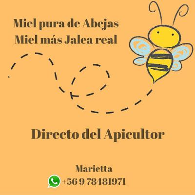Miel Pura de Abejas - Jalea Real