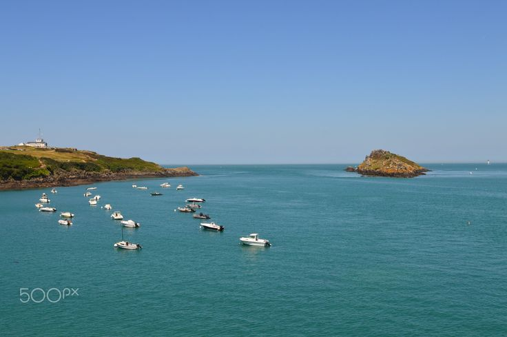 Full of Boats - Cancale (35), France