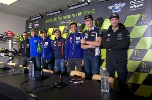 #Spettacoli: #MotoGP Francia 2016 Prove Libere - Diretta esclusiva Sky Sport MotoGP HD da  (link: http://ift.tt/1Wd7Aqh )