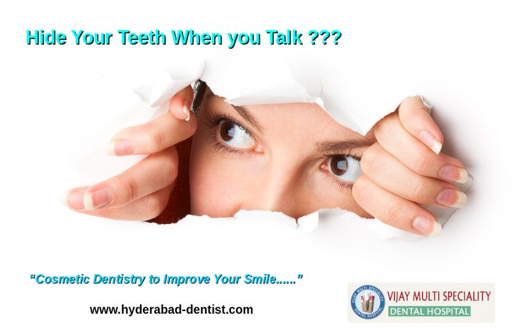 Cosmetic dentistry improves smiles, health and confidence. It improves the look of discoloured, chipped, gapped or crooked teeth.  Vijay Multispeciality Dental Hospital can give you the beautiful smile of your dreams .Treatments are available here at very low cost. More information about treatment contact us http://hyderabad-dentist.com/cosmetic-dentistry.php