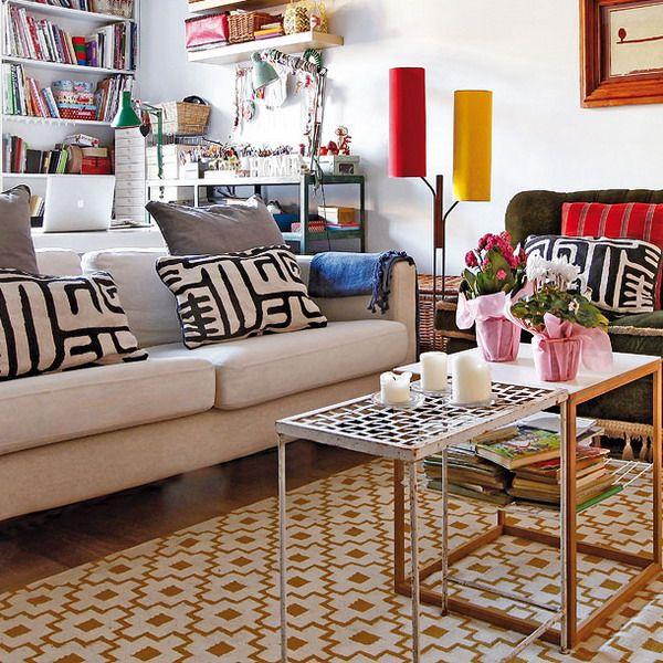 В гости к Марте Корсини: интерьер очаровательного домика, в котором живет испанский декоратор