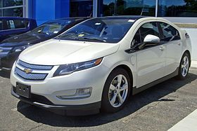 Chevy Volt. World's bestselling plug-in electric hybrid.