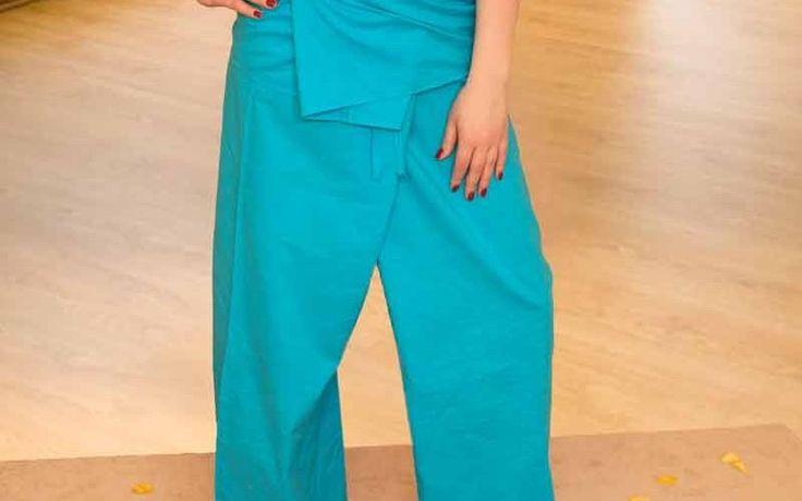 Как сделать тайские штаны