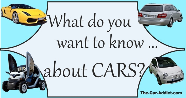 What do you want to know ... about CARS