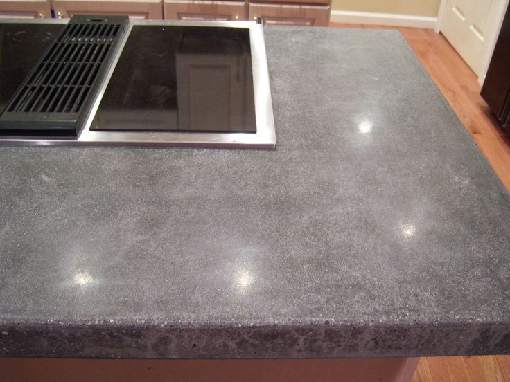 Concrete Counter Tops For Kitchen DIY