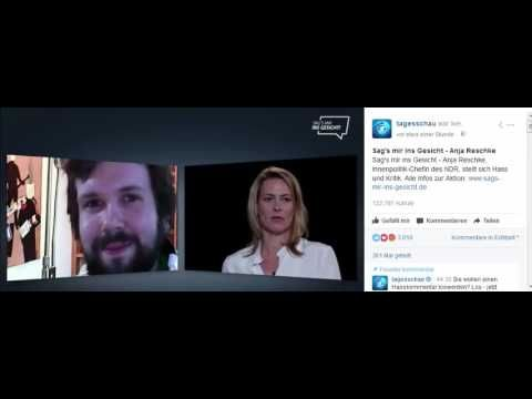"""""""Nein, ich lüge nicht bewusst!"""" – ARD-Moderatoren im Dialog mit kritischen Zuschauern (VIDEOS)"""