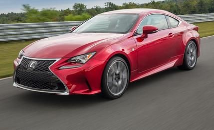 In the RC lineup, the low-volume RC F is aimed at the power junkies, but this RC350 will find the most garages. Lexus hopes some 25,000 people will adopt one over the next year, half of whom, Lexus executives predict, will be new conquests to the brand. After all, there hasn't been a truly affordable fixed-roof Lexus coupe since the SC400 went out of production nearly 15 years ago.