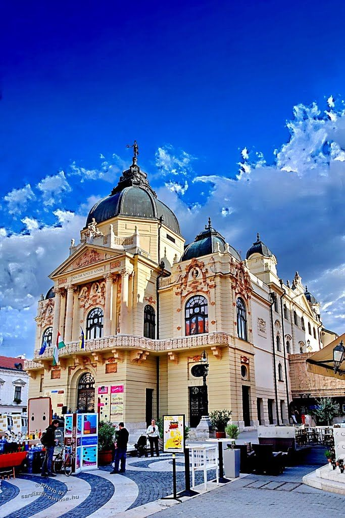 National Theatre - Pécs