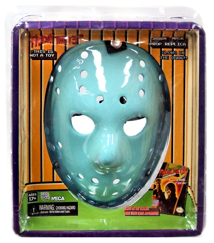 neca friday the 13th classic video game prop