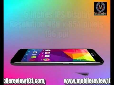 BLU Studio G LTE Smartphone with 5 inche IPS Display