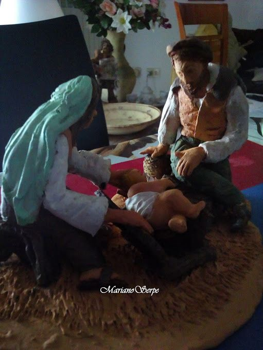 natività popolare calabrese