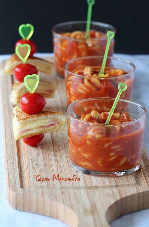 Prikkers kunnen je eten wat leuker maken! Lekker met een mini-tosti bij een glaasje soep! #hapje