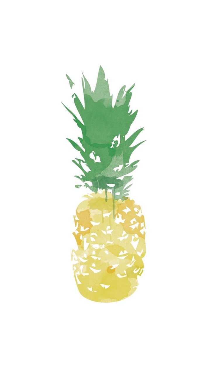 Wallpaper iphone pineapple -  Pineapple Download More Fruity Iphone Wallpapers And Backgrounds At
