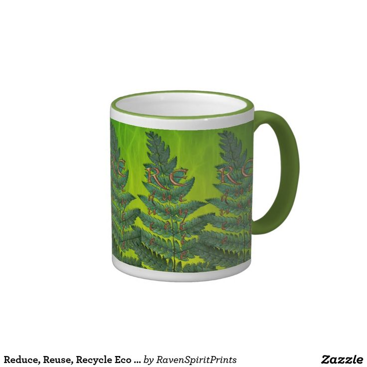 Reduce reuse recycle eco earth day coffee mug earth day coffee and coffee mugs - Coffee grounds six practical ways to reuse them ...
