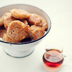 Racuchy z mąki razowej | Kwestia Smaku