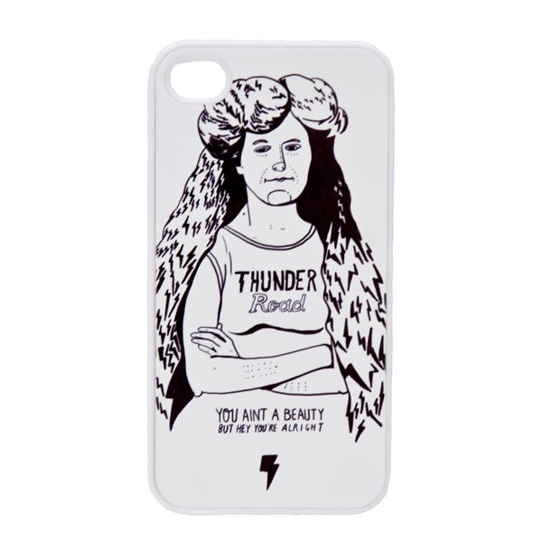 Want a cool collective iPhone case? Then get yourself this Fashionism limited iPhone case with original artwork by Greek illustrator Noni Nezi. Pre-Order Now!